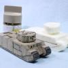 1/100  イギリス重戦車 TOG2